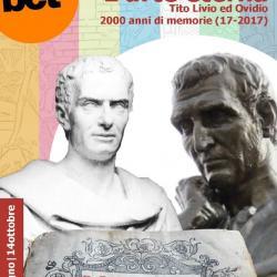 L'arte eterna. Tito Livio ed Ovidio: 2000 anni di memorie (17-2017)