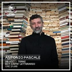 Umbria Green Festival 2021. Antonio Pascale in bct