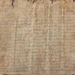 Il Ms. 287, un'antica  Mezuzah a Terni